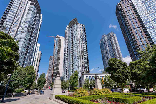 2701 1438 RICHARDS STREET - Apartment/Condo Home for Sale in Vancouver - $899k - MLS# R2187303
