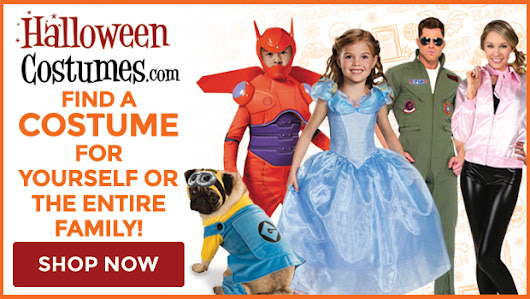 Welcome to HalloweenCostumes.com! @usfg - Tammies Reviews, Giveaways and More
