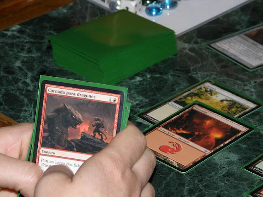 Fox's Magic: The Gathering Movie Franchise Will Enable Hasbro To Sell Trading Cards For Years