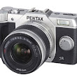 Pentax 12.4MP Compact Camera w/ 5-15mm Lens