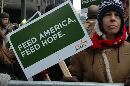 Featured Charity : Feeding America - Giving Through Jewelry