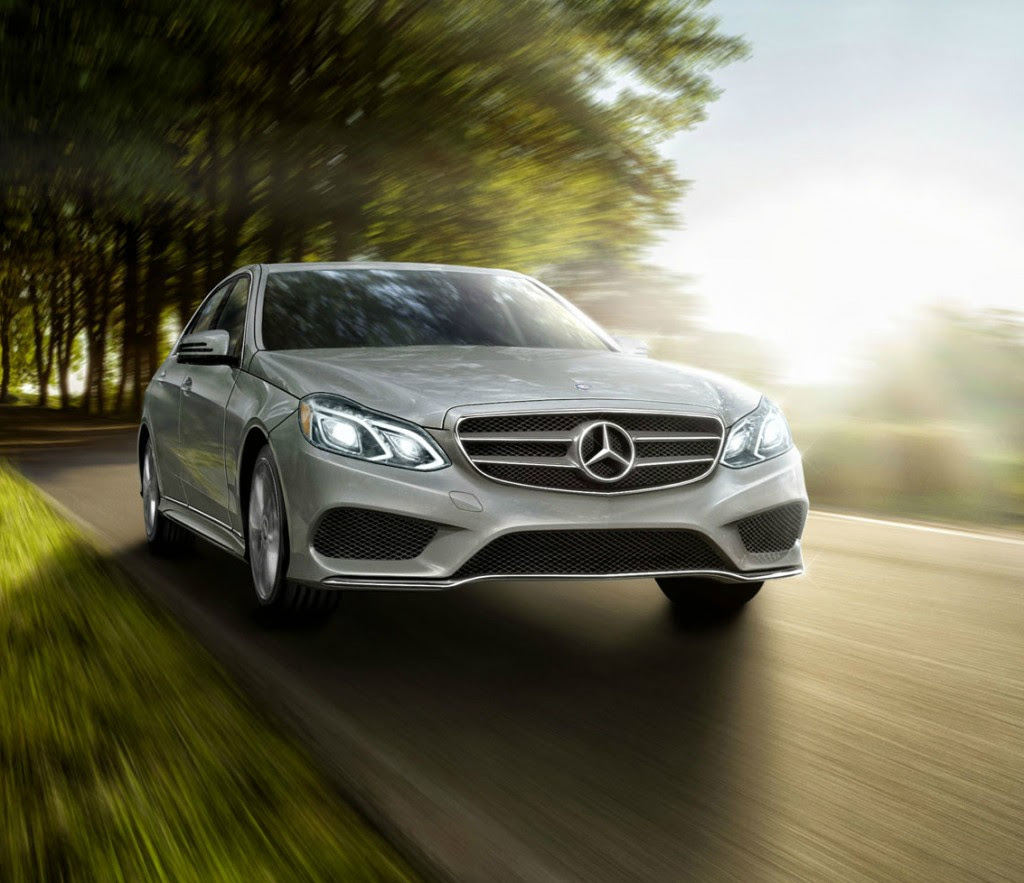 Mercedes-Benz Intelligent Drive Earns Top Safety Ratings ...