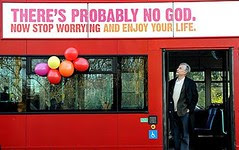 Atheist buses denying God's existence take to ...
