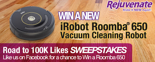 Win iRobot Roomba 650 Vacuum Cleaning Robot