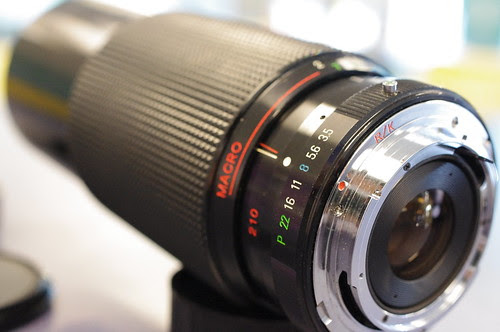 Access P-MC 70-210mm f/3.5 Macro in R/K mount
