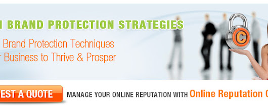 Online Brand Protection Services | Online Brand Reputation Management | Online Reputation Correction