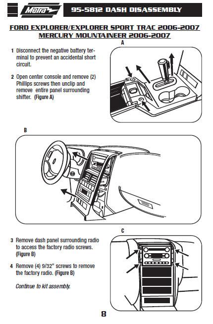 2008 Ford Explorer Sport Trac Radio Wiring Diagram Wiring Diagrams Premium A Premium A Chatteriedelavalleedufelin Fr