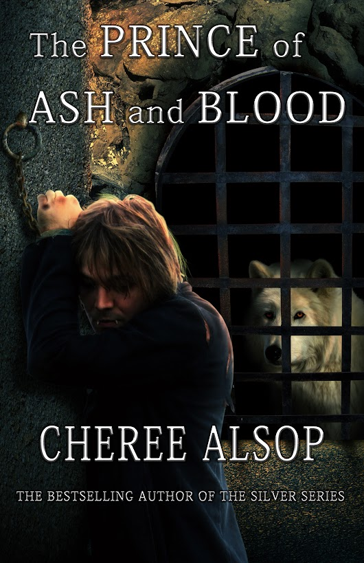 NEW RELEASE: Prince of Ash and Blood by Cheree Alsop
