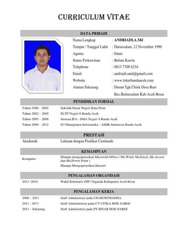 Daftar+Riwayat+Hidup