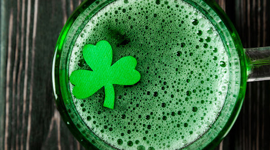 Happy St. Patrick's Day! - E-Z Window Cleaning