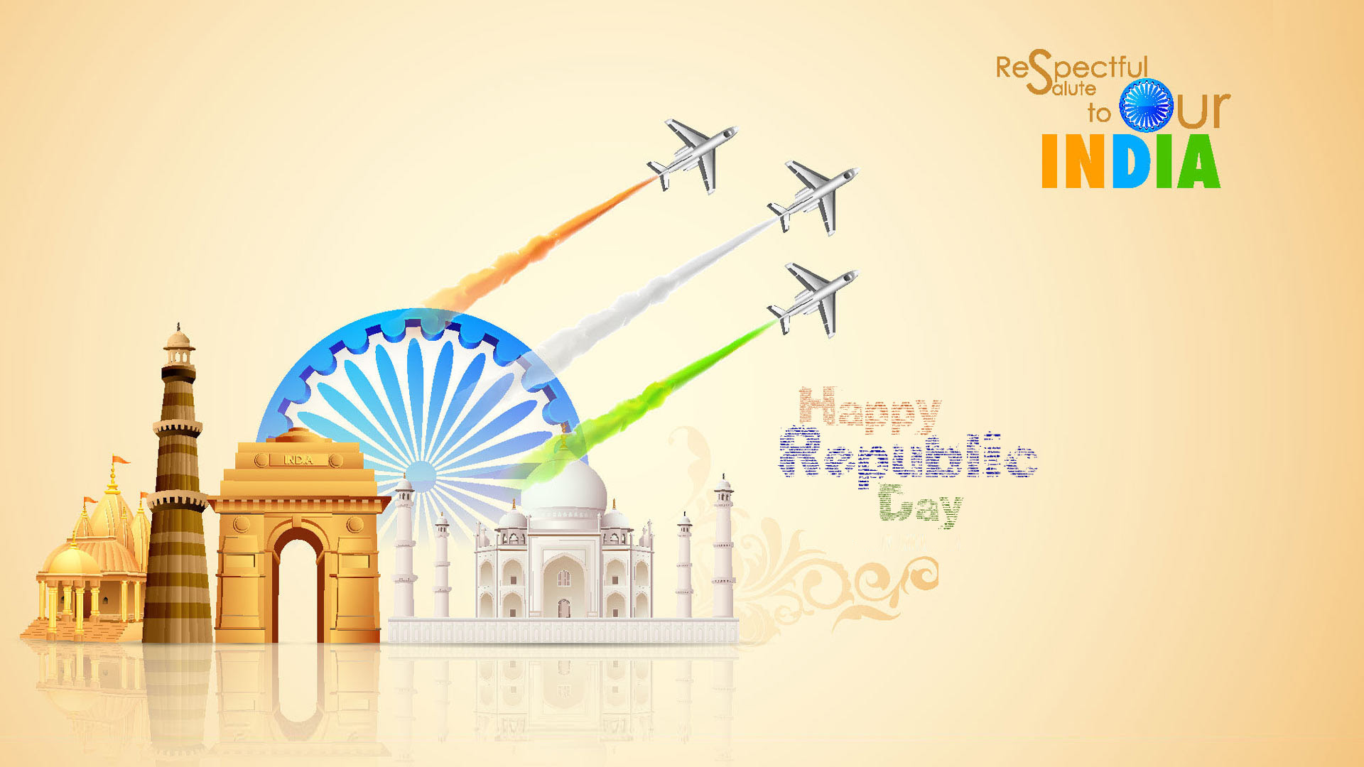 Happy Republic Day Images for Facebook and Whatsapp