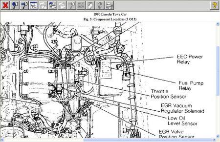 2002 Lincoln Town Car Wiring Diagram