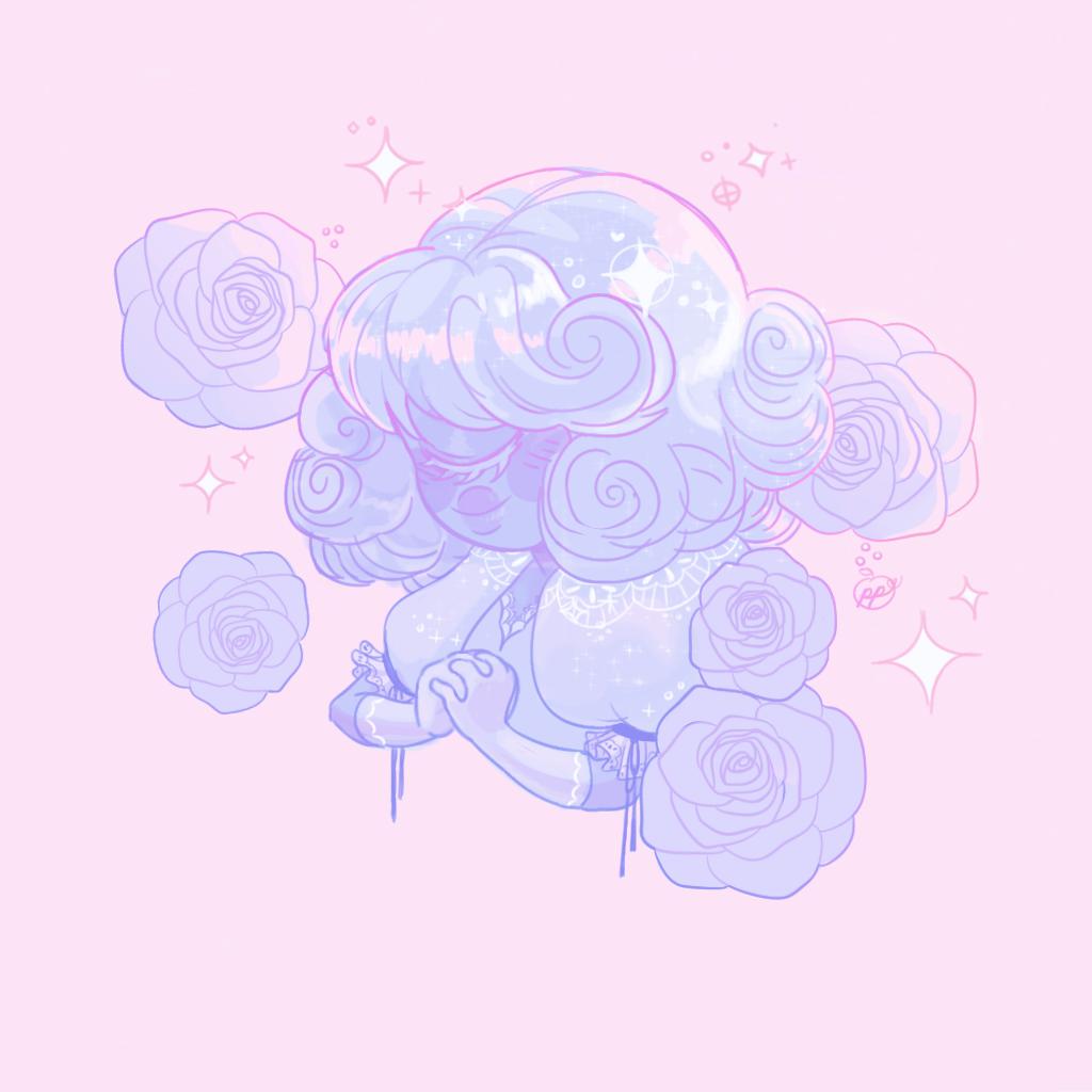・゚: *✧・゚blue space princess: *✧・*: ・゚