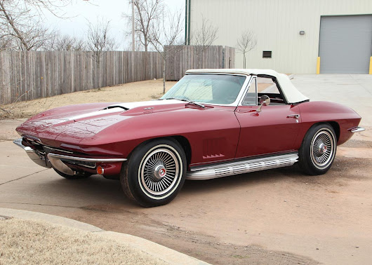 A Rare 1967 Corvette L89 is Discovered in the Tom Falbo Collection - Corvette: Sales, News & Lifestyle