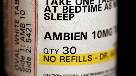 More on Sleeping Pills and Older Adults