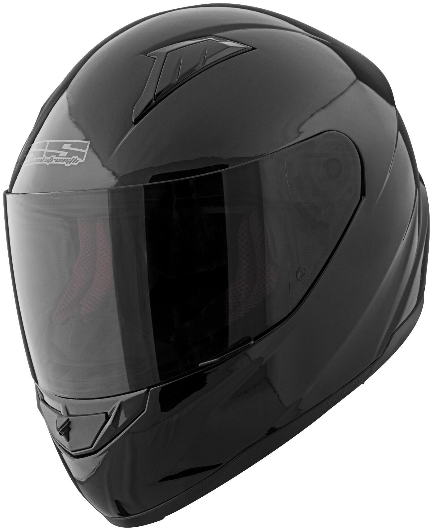 Speed & Strength SS1100 Full Face Motorcycle Helmet ...