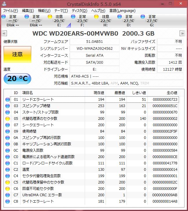 不 セクタ 数 可能 回復 Windows 10で不良セクタを修復する3つの方法