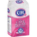 C&H Granulated White Pure Cane Sugar