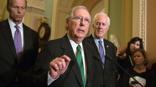 Senate Republicans pass budget that will add $1.5 trillion to deficit — ABC News