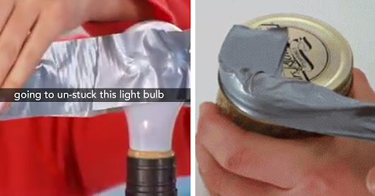 24 Smart Duct Tape Tricks That Actually Solve Everyday Problems