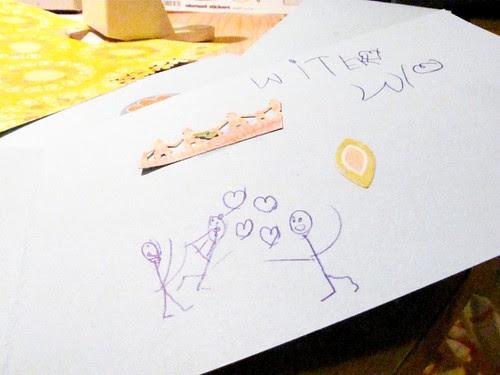 jan 8/31 - {making cards}