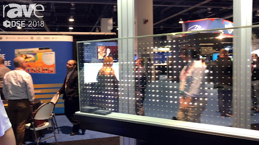 DSE 2018: Pilkington Showcases NSG Tech Product Conductive Glass Powering LED Lights - rAVe [Publications]