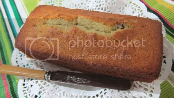 Banana Cake1