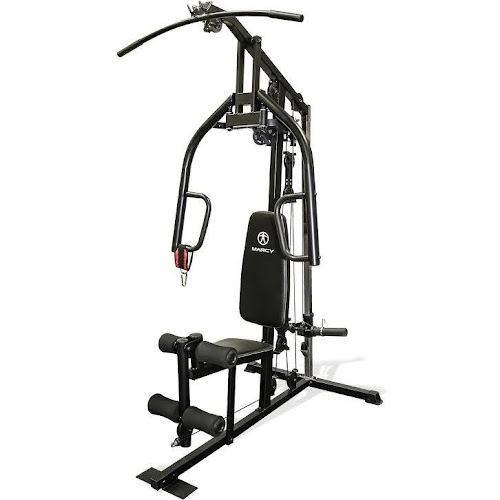 Marcy Free Weight Strength Training Home Exercise Workout Gym Machine