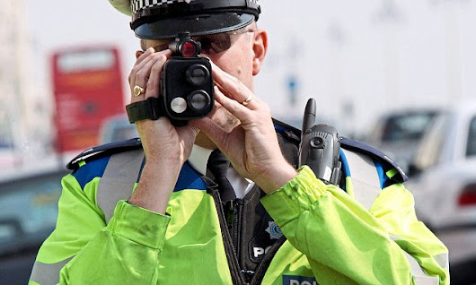 Motorists could be fined £100 for going just 1MPH over the speed limit in new police plan | Daily Mail Online