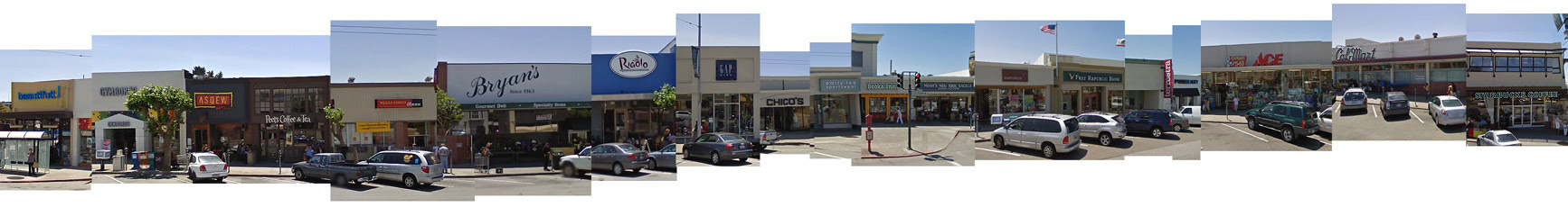 Laurel Village San Francisco Laurel Village Shopping - roblox shopping plaza