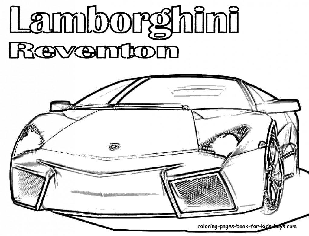 Lamborghini Coloring Boyama Resimleri Ve Fotoğrafları