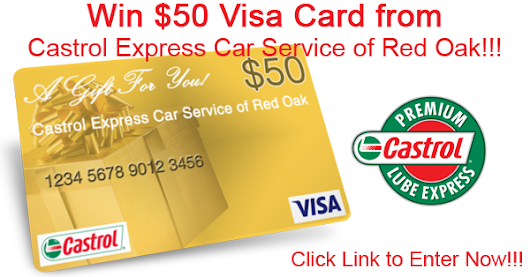 Win $50 Visa Gift Card (Just Click to Enter!)