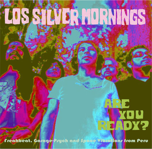 Los Silver Mornings - Piloto Interestelar (B. Buckt / R. Sánchez)