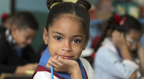 Inicia este lunes el curso escolar en Cuba. Foto: Ladyrene Pérez/ Cubadebate