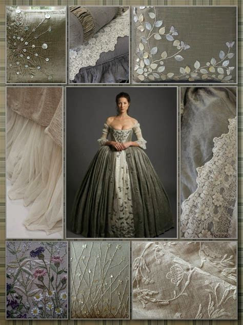 Silver Screen Surroundings: Outlander S1E7: The Wedding