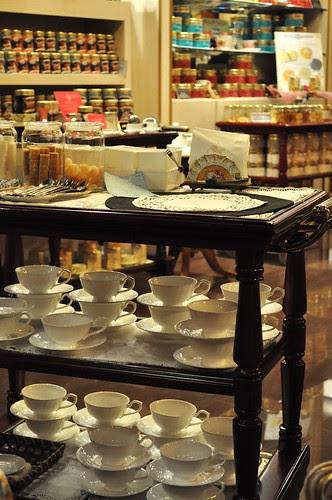 tea trolley