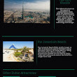 Things To Do In Dubai | Visual.ly