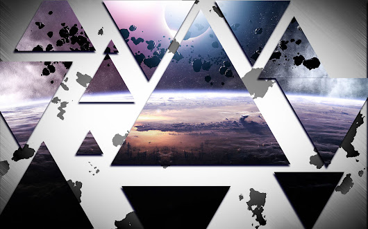 Triangles (Abstract) HD Backgrounds And Wallpapers In High Resolution.... - All HD Wallpapers