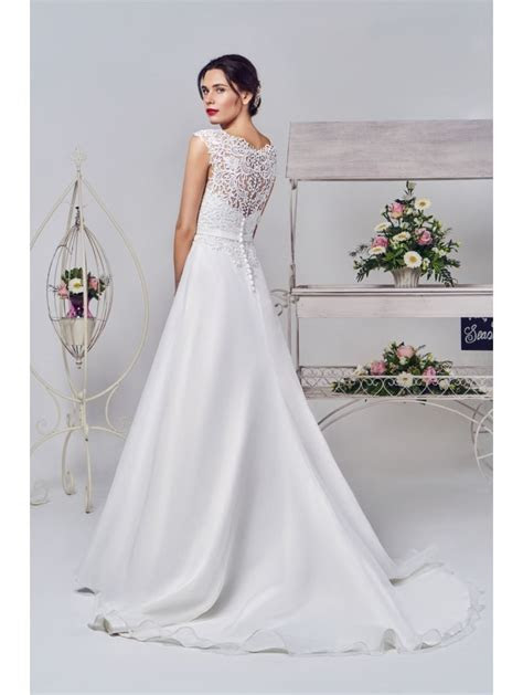 Phoenix Gowns 16004 Classic Wedding Dress Ivory