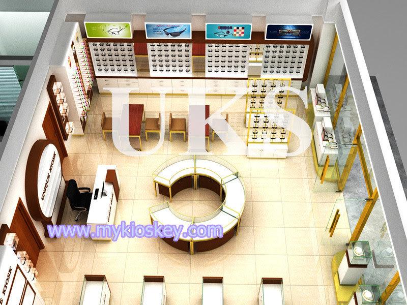 High End Watch Sunglass Jewelry Shop Interior Design