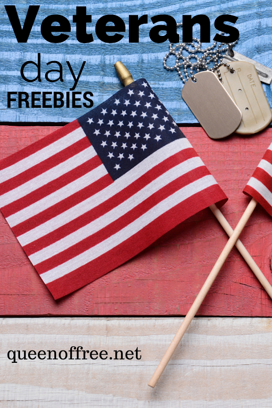 Veterans Day 2014 Freebies - Queen of Free