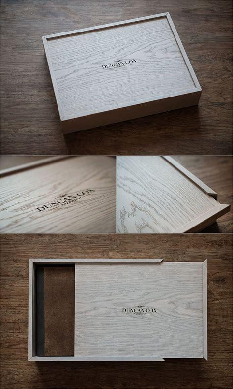 Graphistudio White Oak Wooden Box   Laser Engraved   Insp