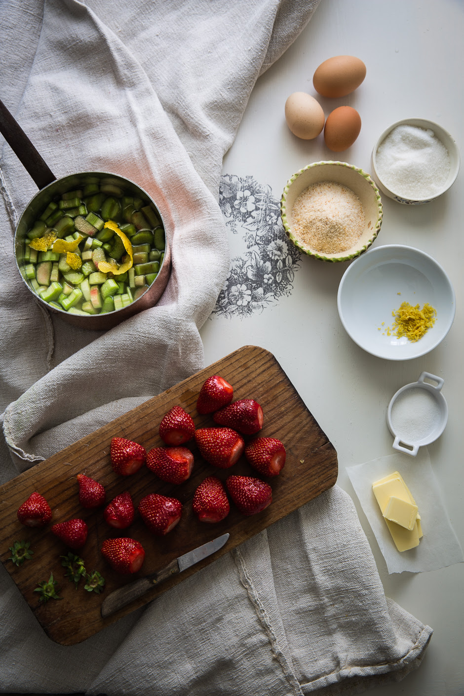 Memories from a little orchard: rice pudding soufflé with ...