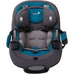 Safety 1st Grow And Go 3 In 1 Convertible Car Seat, Blue Coral