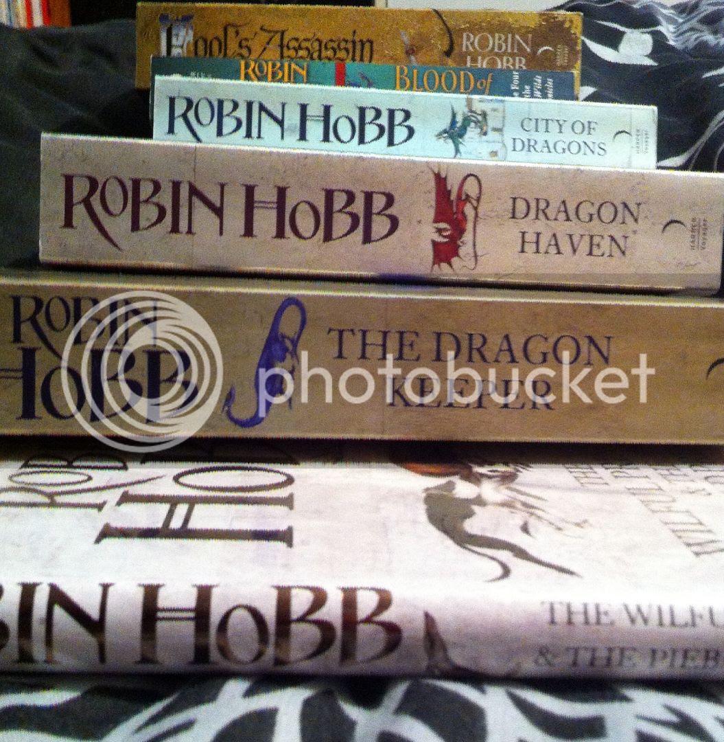 Robin Hobb's books
