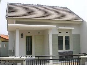Model Atap Rumah Minimalis Tampak Depan