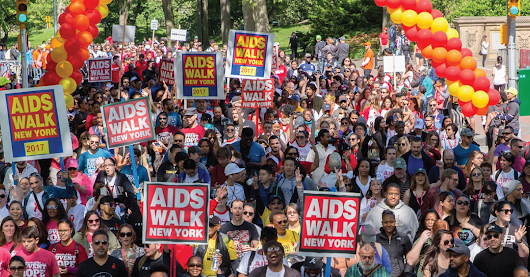 Queercon NYC - 0201 - AIDS Walk New York 2018