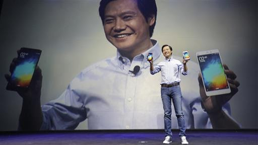 Xiaomi, China's New Phone Giant, Takes Aim at World