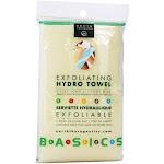 Earth Therapeutics Exfoliating Hydro Towel Beige