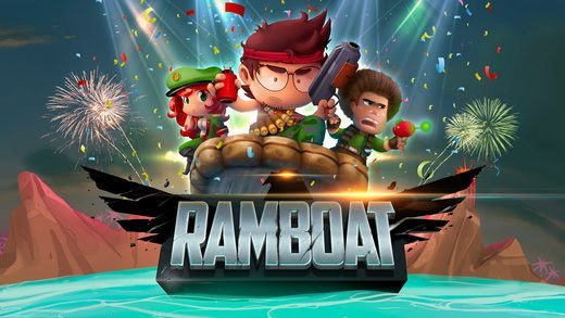 Ramboat Endless Game gratuito per iOS e Android | AVRMagazine.com